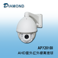 AP7201BI AHD室外紅外線高速球