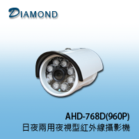 AHD-768D(960P) 960P HD-AHD 日夜兩用夜視型紅外線攝影機