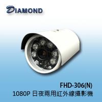 FHD-306(N) 1080P 日夜兩用紅外線攝影機