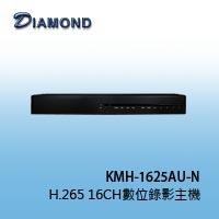 KMH-1625AU-N H.265 16CH數位錄影主機