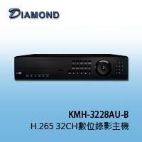 KMH-3228AU-B H.265 32CH數位錄影主機