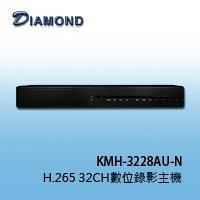 KMH-3228AU-N H.265 32CH數位錄影主機