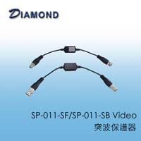 SP-011-SF/SP-011-SB Video突波保護器