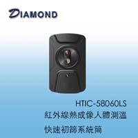 HTIC-58060LS Honeywell紅外線熱成像⼈體測溫快速初篩系統