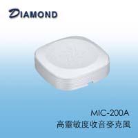 MIC-200A 高靈敏度收音麥克風
