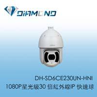 DH-SD6CE230UN-HNI 大華 1080P星光級30 倍紅外線IP POE快速球