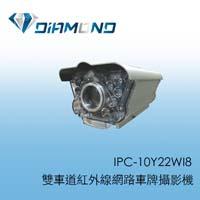 IPC-10Y22WI8 1080P 雙車道紅外線網路車牌攝影機