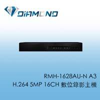 RMH-1628AU-N A3 可取H.264 5MP 16CH 數位錄影主機