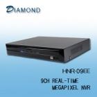 HNR-09EE 數位百萬畫數高清錄放影機