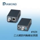 IP02E 乙太網路同軸線延長器