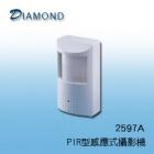 2597A PIR型感應式攝影機