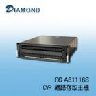 DS-A81116S CVR 網路存取主機