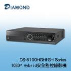 8104 / 8108 / 8116 HGHI-SH 1080P TVI 可錄多組音源 8硬碟槽位 Hybrid安全監控錄影機