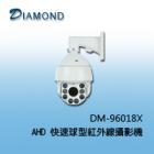 DM-96018X AHD 快速球型紅外線攝影機
