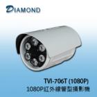 TVI-706T 1080P高解析紅外線攝影機