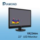 VA2246m - 22吋full HD 顯示器