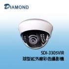 SDI-3305VIR 球型紅外線彩色攝影機