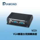 VC01 - VGA轉複合視頻轉換器