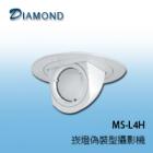 MS-L4H 崁燈偽裝型攝影機