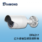 DFI6217 紅外線槍型網路攝影機