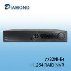 7732NI-E4 32CH RAID NVR 4 HDD
