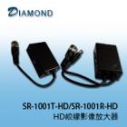 SR-1001T-HD & SR-1001R-HD HD 絞線影像放大器