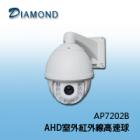 AP7202B AHD 2M 20X 室外紅外線高速球