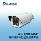 AHD-8Y50 (1080P) 高解析戶外型紅外線攝影機