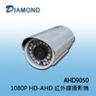 AHD9050 1080P HD-AHD 日夜兩用夜視型紅外線攝影機