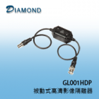 GL001HDP 被動式高清影像隔離器