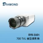 RYK-S501 700 TVL 槍型攝影機