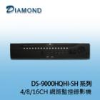 DS-9004 9008 9016HQHI-SH  4/8/16CH 網路監控錄影機