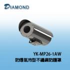 YK-MP26-1AA 防爆氣冷型不鏽鋼防護罩