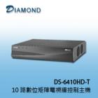 DS-6410HD-T 10 路數位矩陣電視牆控制主機