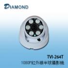 TVI-264T 1080P 紅外線半球攝影機