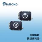HD104T 高清4路訊號擴充器