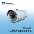 TVI-768T 1080P TVI 高解析紅外線攝影機
