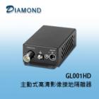 GL001HD 主動式高清影像接地隔離器