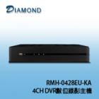 RMH-0428EU-KA 4ch數位錄影主機