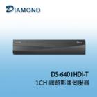 DS-6401HDI-T 1 路數位矩陣電視牆控制主機