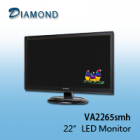 VA2265smh 22吋 Full HD HDMI/VGA雙介面 顯示器