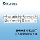 HKM01R / HKM01T 紅外線網路線延長器
