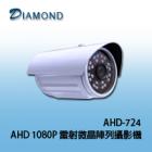 AHD-724 AHD 1080P 雷射微晶陣列攝影機
