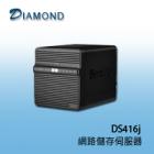 DS416j 4Bay 網路儲存伺服器