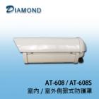 AT-608/AT-608S 室內/室外側掀式防護罩