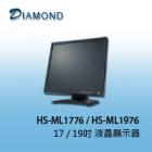 HS-ML1776 / HS-ML1976 17 / 19吋 液晶顯示器