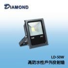 LD-50W 50W高防水性戶外投射燈