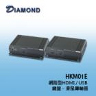 HKM01E 網路型HDMI / USB鍵盤、滑鼠傳輸器