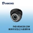 FHD-IR36V2812SW 1080P 高解析球型紅外線攝影機