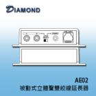AE02 被動式立體聲雙絞線延長器